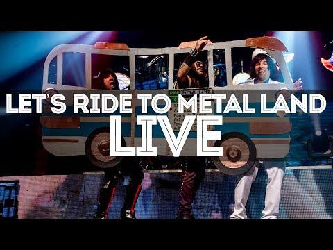 Massacration - Let&39;s Ride to Metal Land
