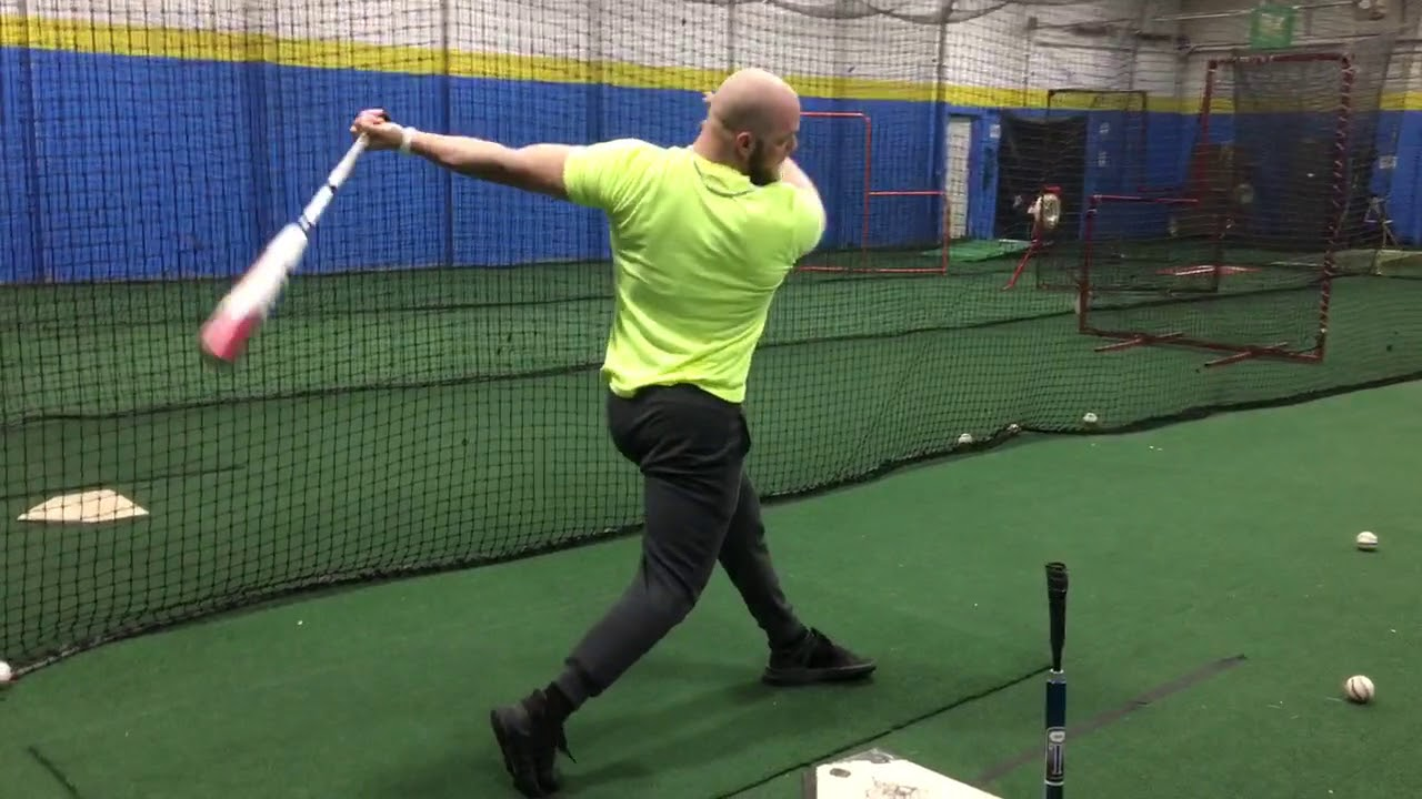 how to hit an outside pitch