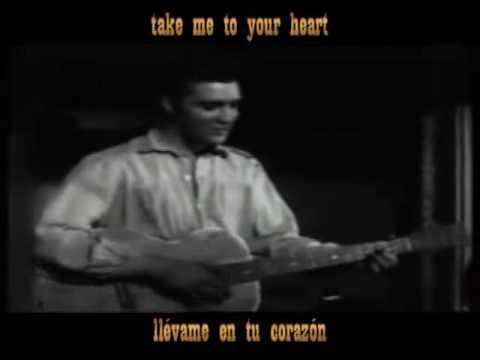 LOVE ME TENDER - ELVIS PRESLEY (SUBTITULADO ESPAÑOL INGLÉS)