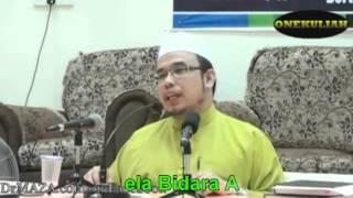 Dr. Maza Mufti Perlis Menerangkan Mengenai Daun Bidara