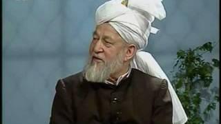 Liqa Ma'al Arab 26 November 1997 Question/Answer English/Arabic Islam Ahmadiyya