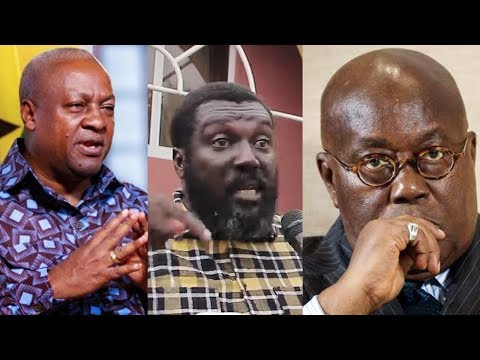 🔥I will stop acting if Akufo Addo win 2020 election -Kumawood actor Micheal Afrane