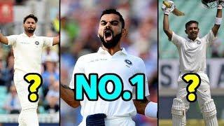 Kohli No.1 as Shaw, Pant make big gains in ICC rankings I Sports Tak