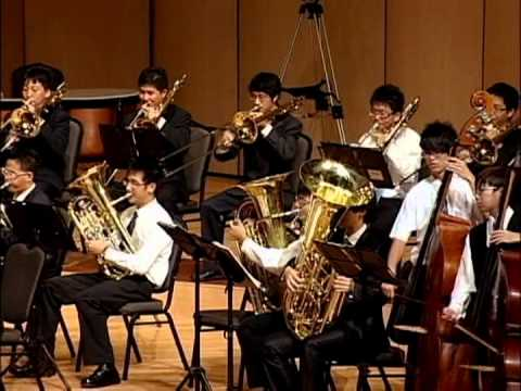 雄中校友管樂團-The Sound of Music Selections for Concert Band