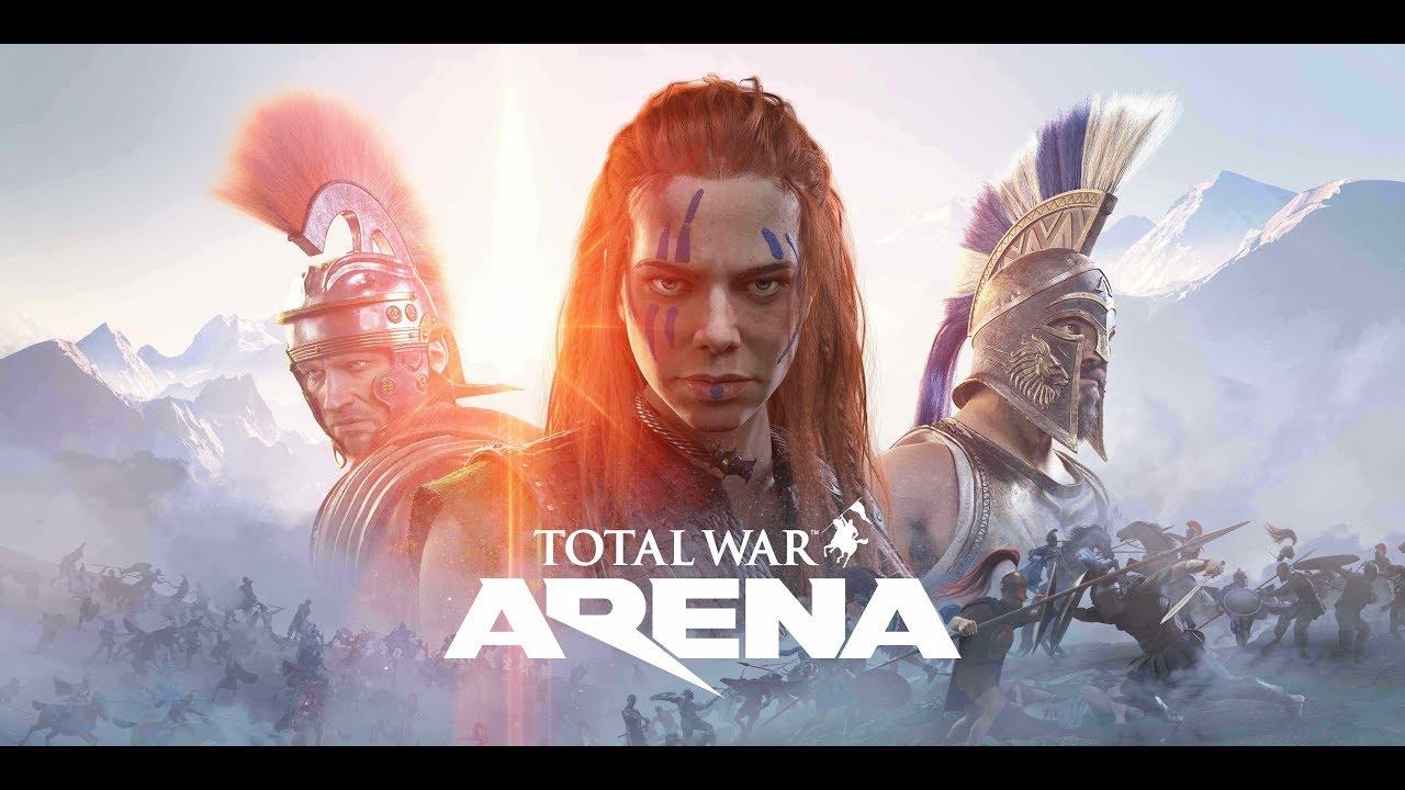 Wargaming @ Gamescom 2017: Total War Arena Live #4