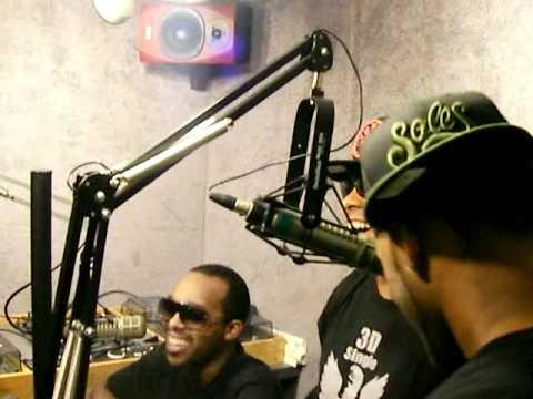 3D @ CLUB 93.7 FULL RADIO INTERVIEW