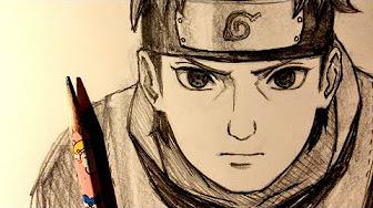 ASMR Drawing - Naruto - YouTube
