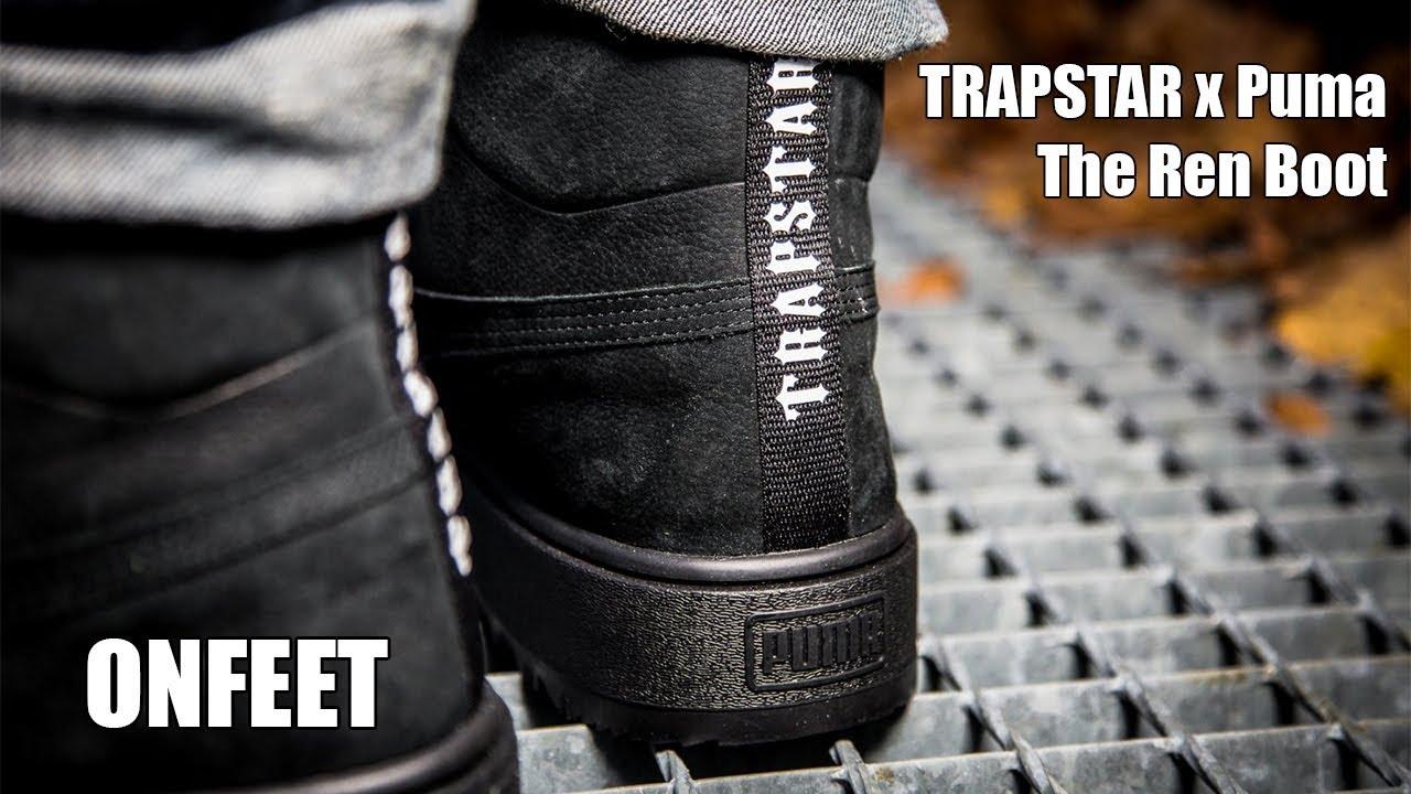 Trapstar x Puma The Ren Boot \