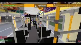Los Angele Metro Test Drive Roblox
