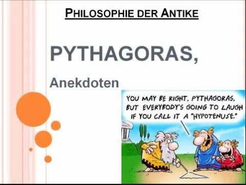 Bildergebnis für pythagoras lustig