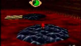 Mario 64 - Lethal Lava Land - Star 6 (die) (1/19/06)