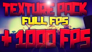 REVIEW TEXTURE PACK PVP MINECRAFT | +1000 FPS