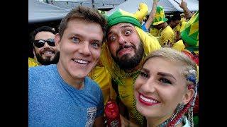 Тот самый Бразилец! Чемпионат Мира 2018 в России! Атмосферное видео! Ржака)))