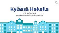Kylässä Hekalla: Säterintie 6