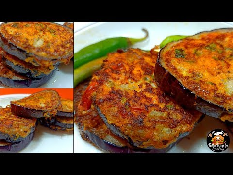 Delicious Eggplant Cutlets | Fry The Eggplant & Add 2 Eggs, You Can't Forget It Once You Eat It.