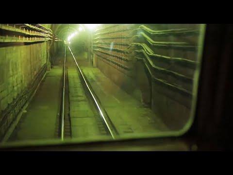 Секретный «город атомщиков» под землёй