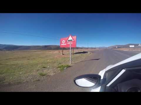 Lesotho: Crossing the Border