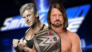 How Every WWE SmackDown Superstar Is Perceived By Vince McMahon