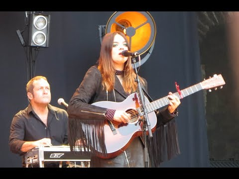 First Aid Kit - Fireworks (new song) @ Borgholm Castle 2017