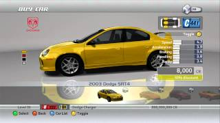 Forza Motorsport 2 All Cars (Including All DLC) HD Part 1 (345 Cars)