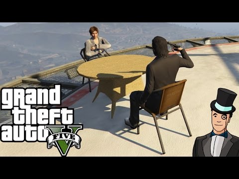 GTA 5 Mods - RUSSIAN ROULETTE! GTA V PC Gameplay