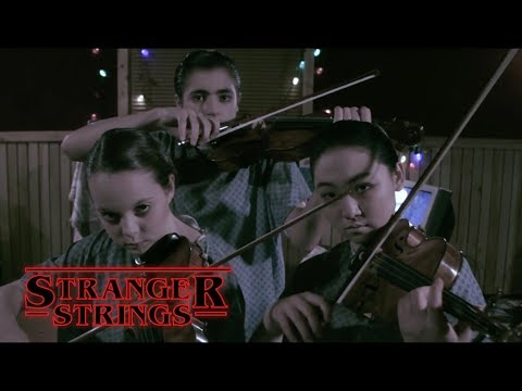 Stranger Things / Thriller Mashup | From the Top Cover