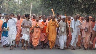 News - Vraja Mandala parikrama Day 1