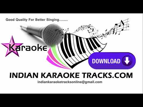 DANGA MAARI OODHARI HQ KARAOKE ANEGAN INDIAN KARAOKE TRACKS