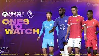 FIFA 22 - FUT 22: Premier League Ones To Watch | PS5, PS4