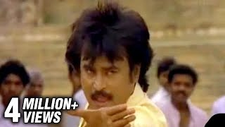 Enkitta Modhadhe Video Song | Rajadhi Raja | Rajnikanth & Nadiya | Superstar Rajni Songs
