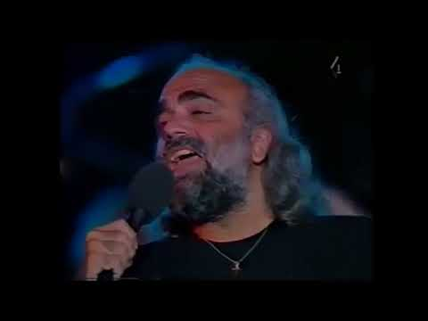 Amazing*** Demis Roussos   Live show in Greece, 1995 includes interview