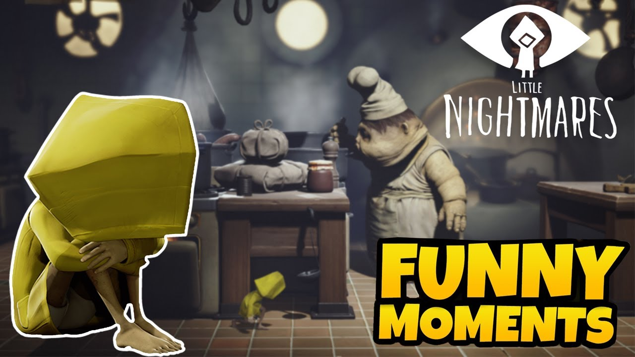 Kitchen Hand Achievement Little Nightmares
