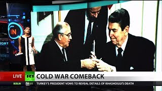 US Withdraws from Cold War Era Weapons Treaty