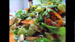 "Raw Vegan Recipes: Oil Free Mediterranean ""Pasta""!"