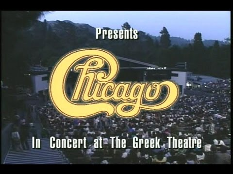 Chicago - Live '93 Greek Theatre Concert
