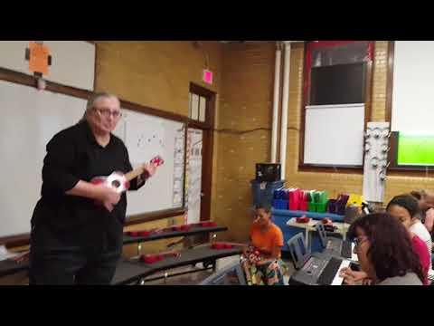 Turnaround Arts: Providence | Gilbert Stuart Middle School Launch