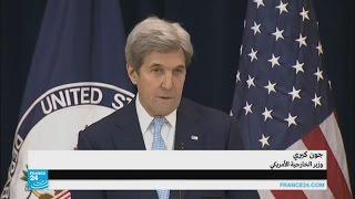 كيري: إذا اختارت إسرائيل حل الدولة الواحدة لن يكون هناك سلام أبدا