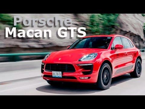Porsche Macan GTS 2017 - mejora lo que ya parecía inmejorable   Autocosmos