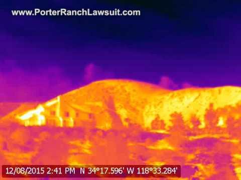 [NEW - Dec. 12] Porter Ranch Methane Gas Leak Video
