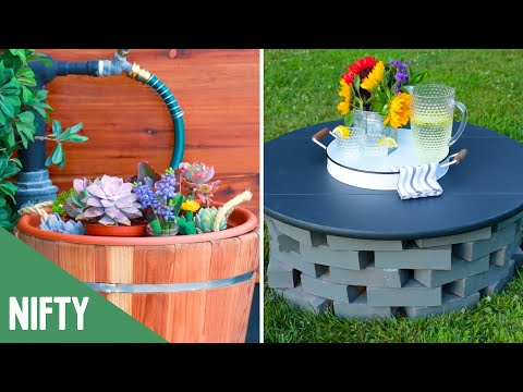 9 Ways To Spruce Up Your Backyard