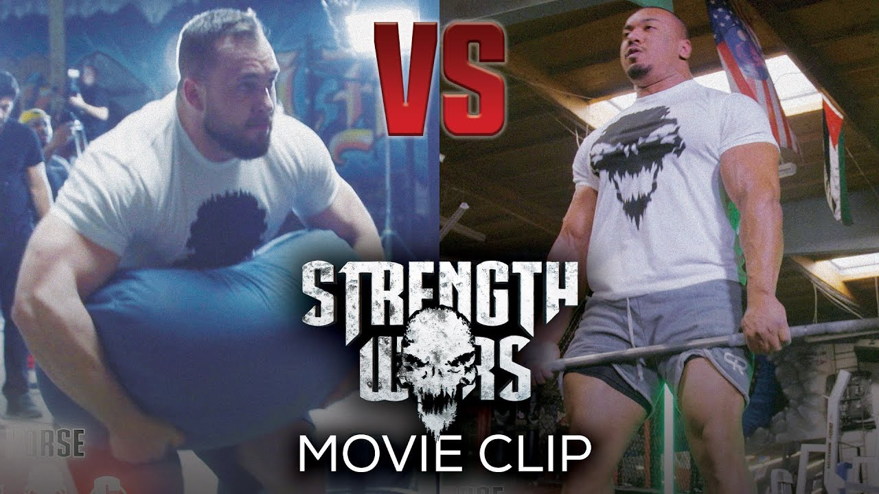 Download Strength Wars: The Movie - CLIP | Larry Wheels Vs Anabolic Horse