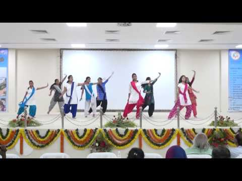 IEEE Conference Cultural Program Group Dance by CUTM Girls