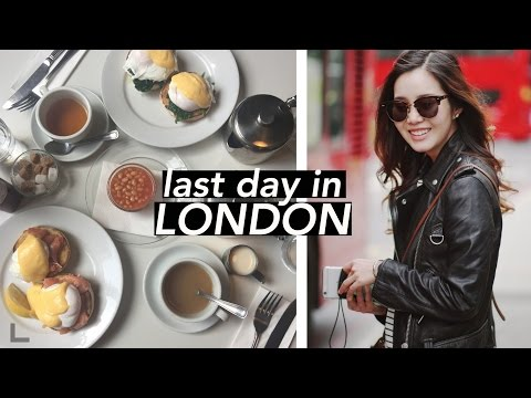 My Last Day in London, England