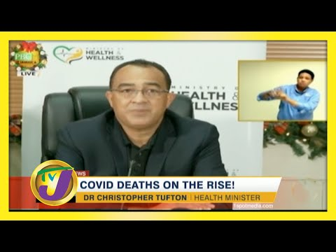 Covid Deaths on the Rise! | TVJ News