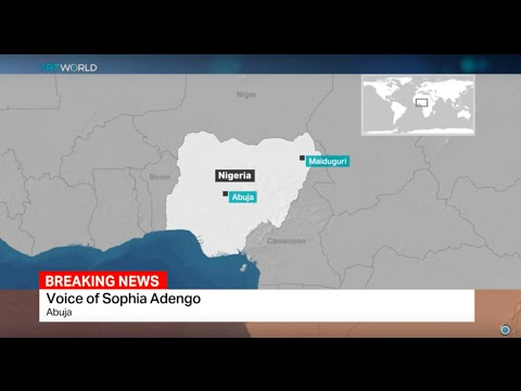 Bomb attack at mosque in Nigeria, Sophia Adengo reports from Abuja