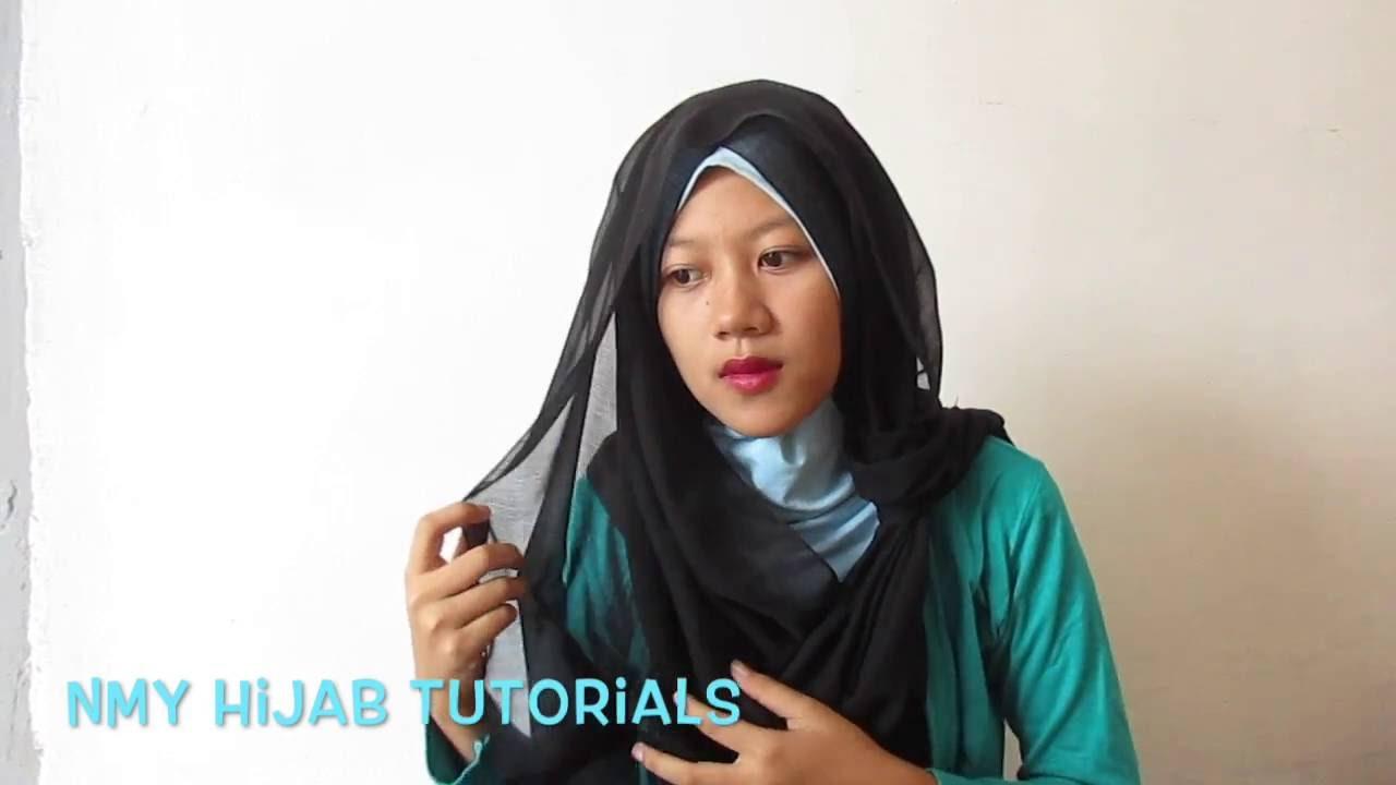 Tutorial Hijab Citra Kirana Elzatta
