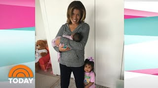 Hoda Kotb Shares Details On Her New Baby Daughter, Hope Catherine | TODAY