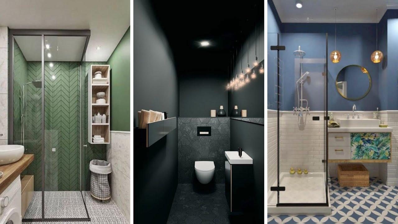 20 Very Small Bathroom Ideas Youtube