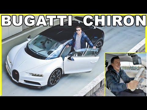 Jeżdżę Bugatti Chiron