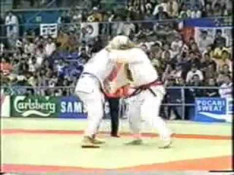 JUDO 1998 Asian Games: Sayed Mahmoud Miran (IRI)